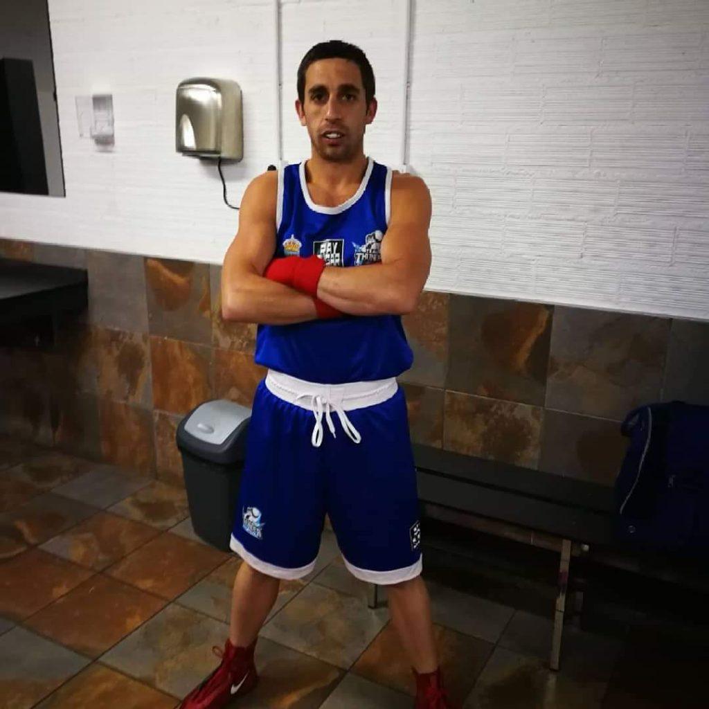 David Burgos listo para pelear
